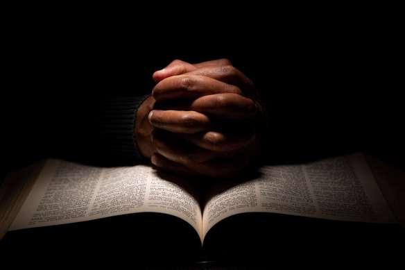 praying-at-home